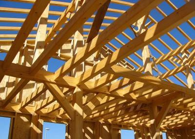 Structure Ossature bois Nimes
