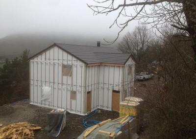 Maison bois Lozère