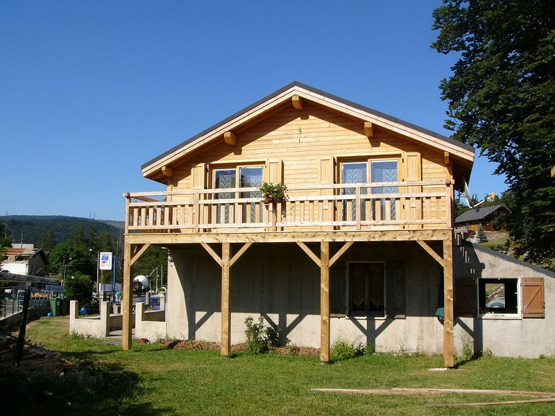 Maison En Bois Gard Maison Moderne # Maison En Bois Gard
