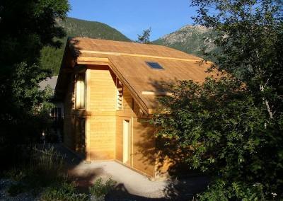 21 - Salle les Alpes